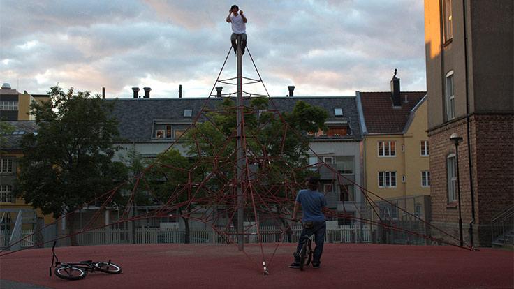 Trzecia instalacja Norway-Trondheim
